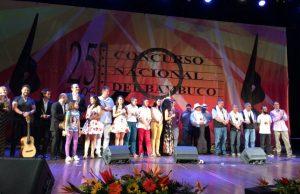 Concurso Nacional del Bambuco