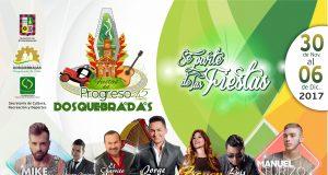 Jorge Celedón y Francy entre los artistas invitados