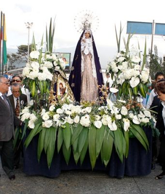 La Virgen de la Macarena es la Santa Patrona de los Toreros