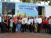 El bus recorre los municipios del Eje Cafetero