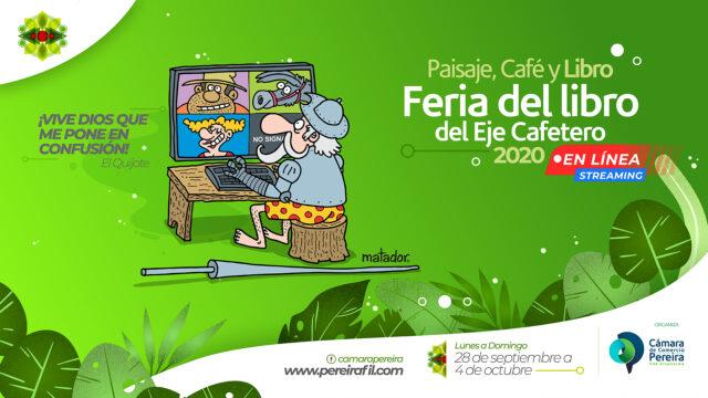 -Invitados locales, nacionales e internacionales y más de 70 actividades para disfrutar en línea y de manera gratuita