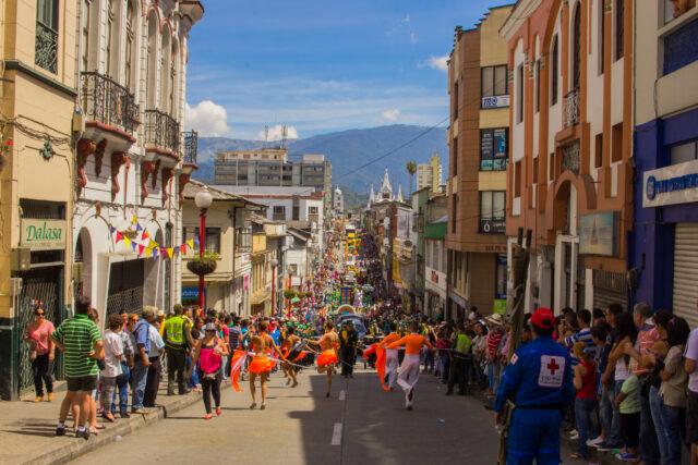 """La ciudad no estará del todo """"apagada"""" en enero, pues se realizarán actividades simbólicas virtuales para promocionar la Feria con diferentes públicos."""