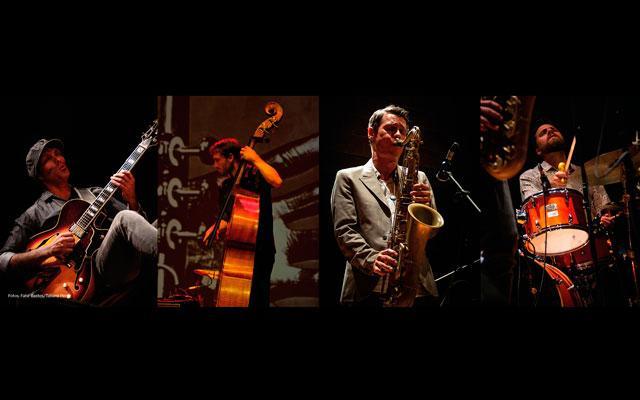 Reúne a varios artistas de la escena del jazz en Colombia