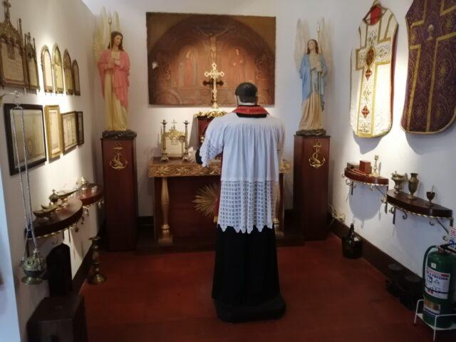 El Museo inaugurado a comienzos del año 2020 es inspiración y creación del sacerdote huilense Carlos Albeiro Velásquez