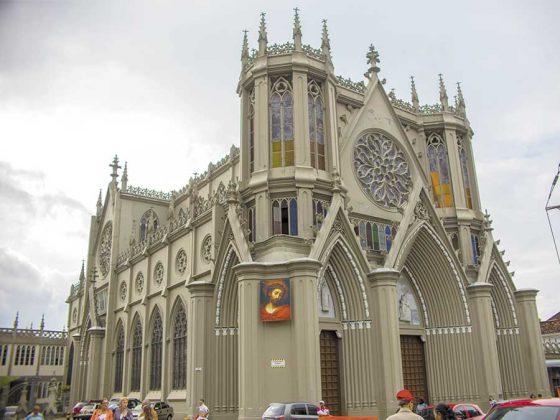Iglesia San José- Pereira