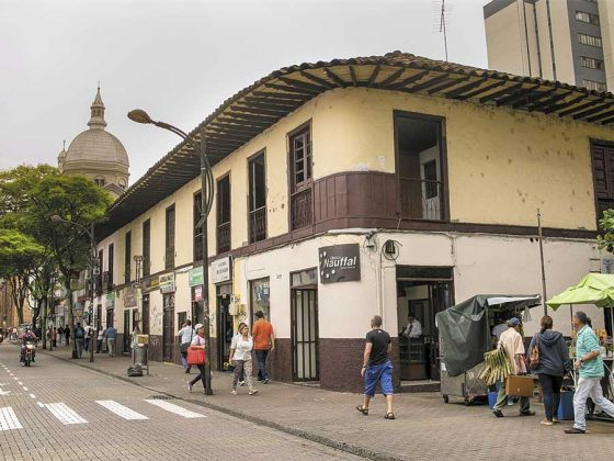 Carrera 7 - Calle 22 Pereira