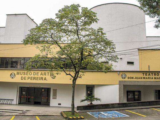 El Museo de Arte de Pereira