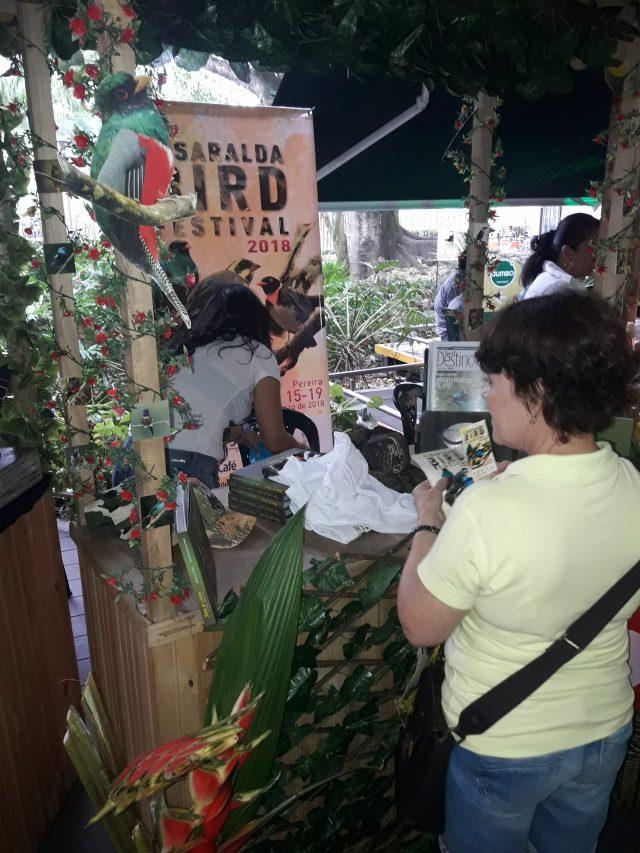 Ocho rutas de pajareo contempla este año el Risaralda Bird Festival