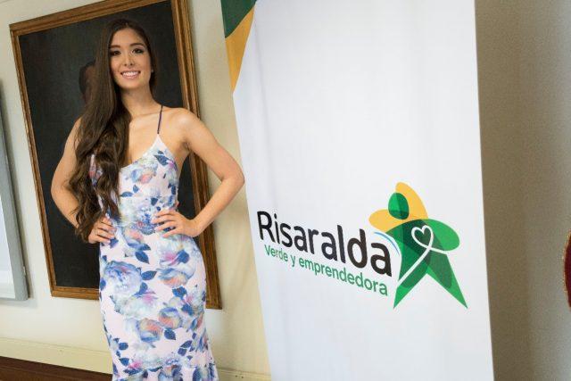 La Candidata por Risaralda, asegura que promocionará el Paisaje Cafetero como uno de los principales atractivos turísticos de lazona